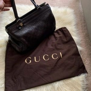 Original Gucci Brown purse